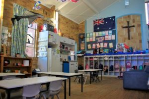 Beverly Montessori interior