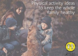 5 Tips on how you can be active with your kids
