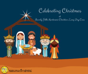 Celebrating Christmas with a focus on Christian values